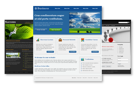 Easy web design software website builder software for Website planning software