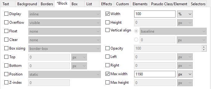 Topic: Insert an hero image (full width large web banner