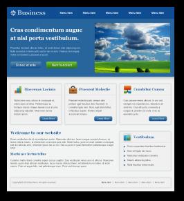 Website Realizer Sample Sites
