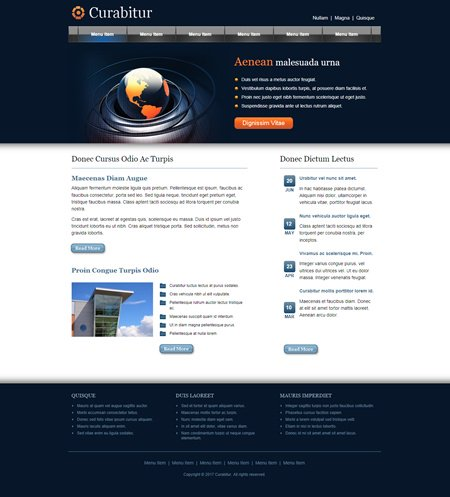 Website Realizer Template Websites Page 3